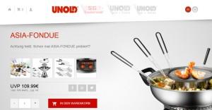 unold-webseite