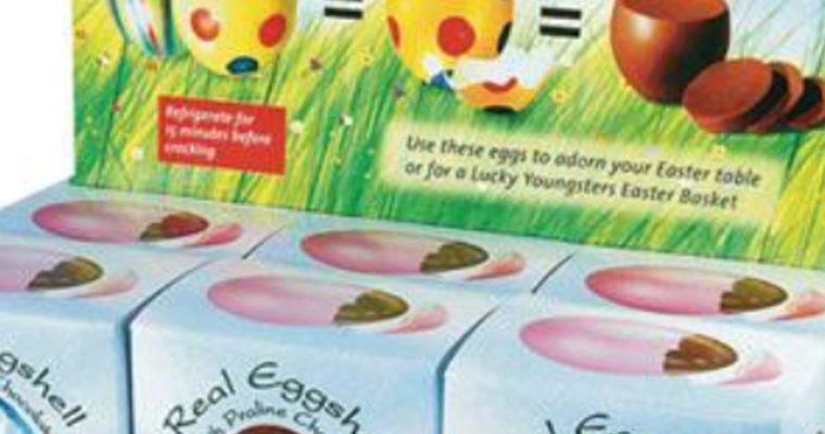 Echte Eier für Naschkatzen?