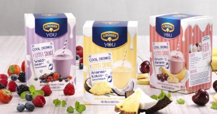 Mix aus Milchshake und Smoothie im Handumdrehen?