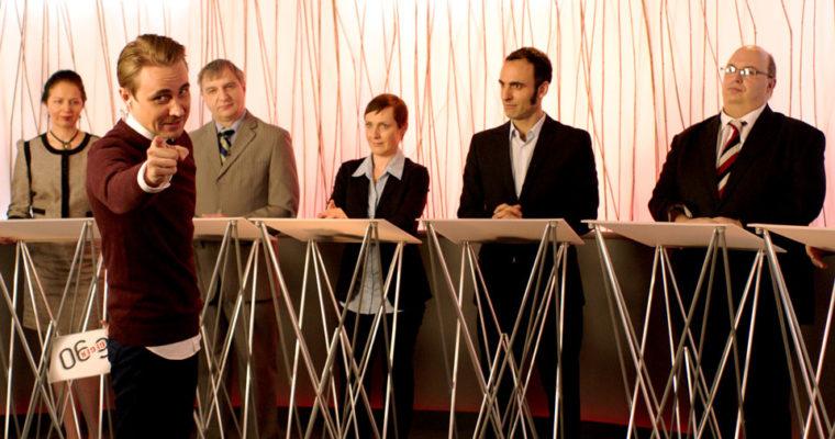 Berlin, Balkan, Paris: eine Geschichte über Merkel, eine von Kusturica und eine mit Pierre Richard